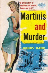martinis murder